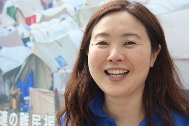 国連UNHCRの鈴木夕子さん