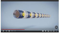 「これは剣ではありません」コロナビール、缶同士がレゴみたいに連結する新デザインが話題に