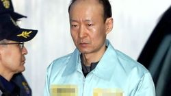 박근혜 정부 문고리 3인방 중 이재만이 23일