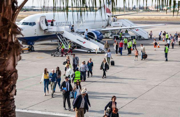 Le trafic aérien cumulé de janvier à fin mai 2019 enregistre une hausse de
