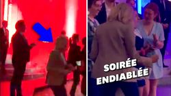 Brigitte Macron s'est déhanchée à la Fête de la musique de