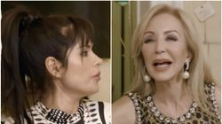 Carmen Lomana intenta humillar a Miriam Saavedra y termina saliendo muy mal