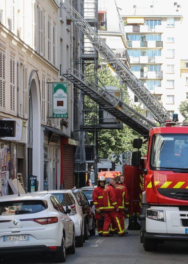 Paris, 11e arrondissement: 3 morts dans l'incendie d'un