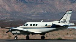Τουλάχιστον εννέα νεκροί από την πτώση δικινητήριου αεροσκάφους στη