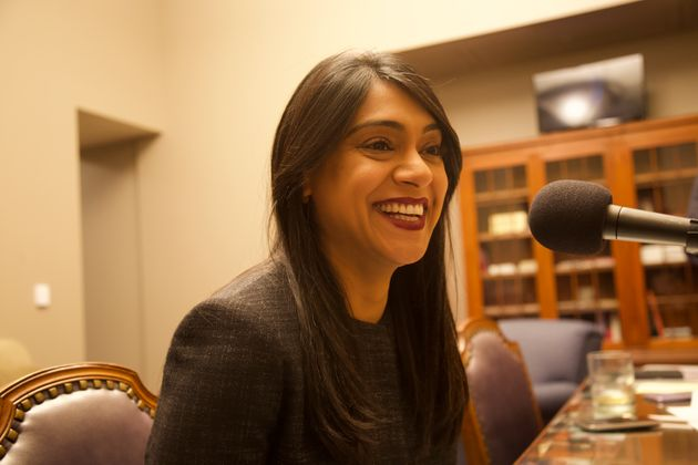Government House Leader Bardish Chagger is this week's guest on HuffPost Canada's politics podcast