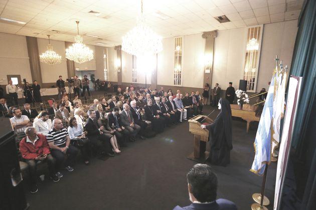 ΗΠΑ: Με βυζαντινή λαμπρότητα η ενθρόνιση του νέου Αρχιεπισκόπου Αμερικής