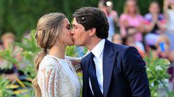María Pombo y Pablo Castellano se casan: las fotos de la boda más
