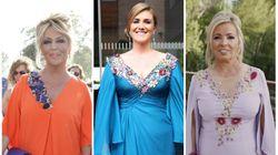 El vestido de una colaboradora de 'Sálvame' invitada a la boda de Belén Esteban que puedes comprar por 12 euros en