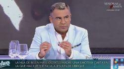 Jorge Javier Vázquez desvela la