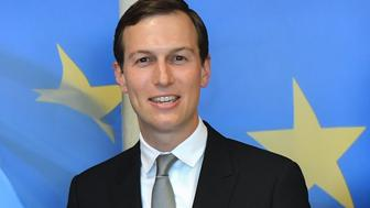 Special Advisor to the US President Jared Kushner arrives for a meeting with European Commission President at the European Commission in Brussels on June 4, 2019. (Photo by EMMANUEL DUNAND / AFP)        (Photo credit should read EMMANUEL DUNAND/AFP/Getty Images)