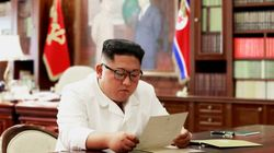Trump Sent Kim Jong Un An 'Excellent' Letter, North Korean Media