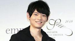 俳優・古川雄輝さん結婚を発表 中国でも人気、ウェイボーでは330万人のファンに報告
