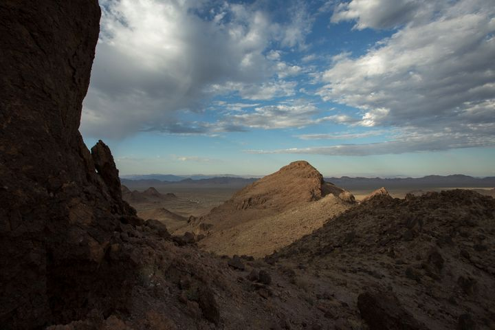 Mohave national trail