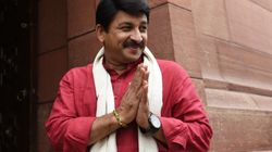 Delhi BJP Chief Manoj Tiwari Gets Death