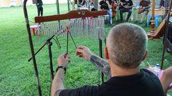 «Αντιλαλούν οι φυλακές»: Η συναυλία των κρατουμένων στο Κατάστημα Κράτησης