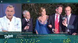 Jordi González revela el tremendo fallo de seguridad en la boda de Belén