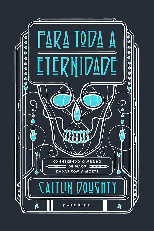 Livro deCaitlin Doughty lançado no Brasil em junho.