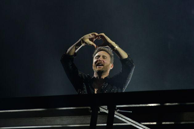 Un David Guetta magistral a fait vibrer le public de