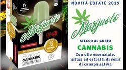 Arriva Marijuolo il gelato alla cannabis.