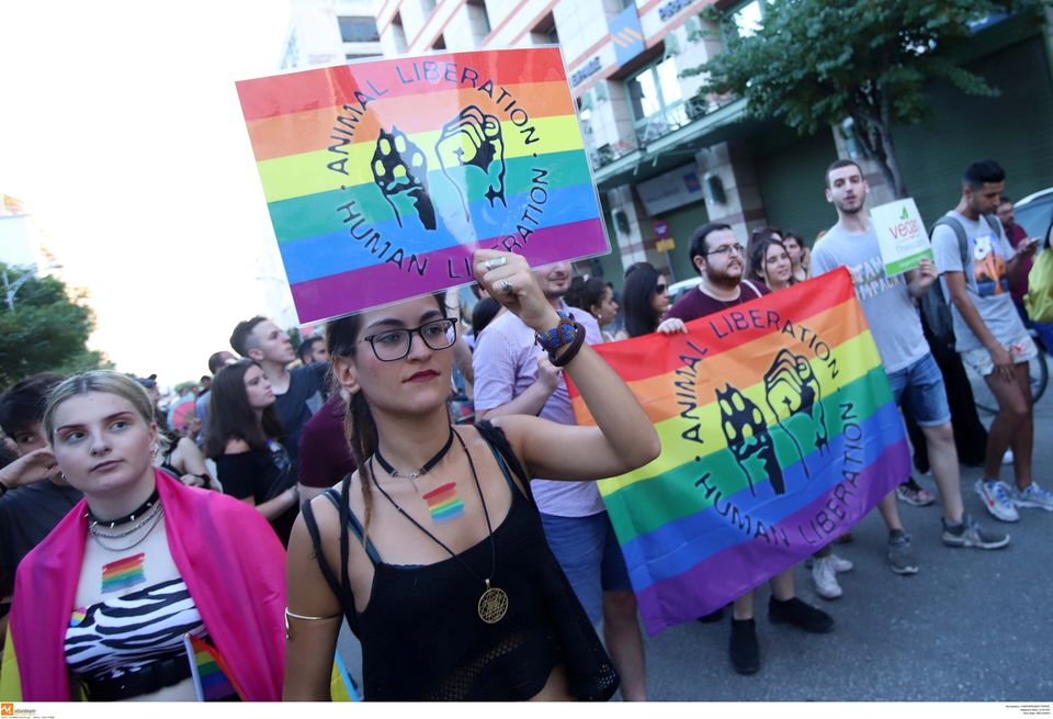 To Thessaloniki Pride μέσα από