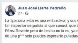El portavoz de Vox en Murcia, sobre la ministra Delgado: