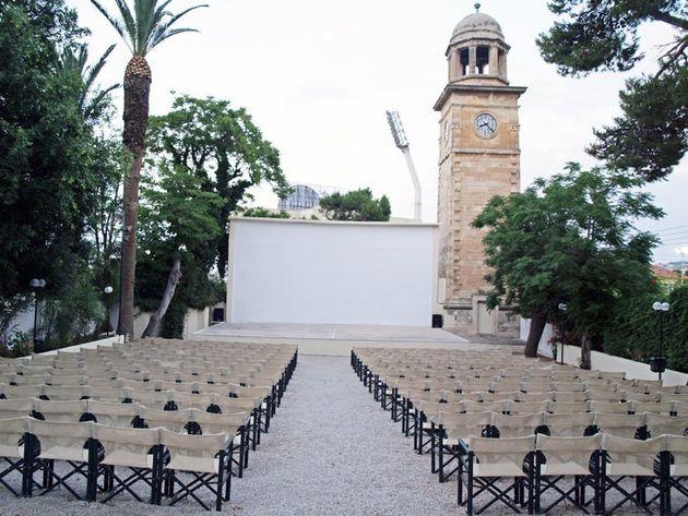 Το «πράσινο» θερινό σινεμά των