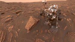 Sur Mars, des traces de gaz pouvant correspondre à un signe de vie