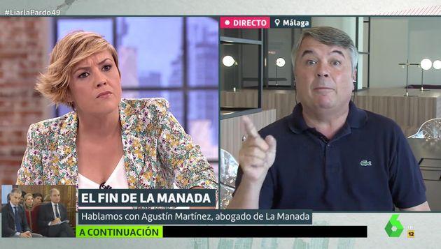 Agustín Martínez, abogado de La Manada: