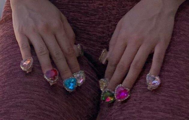 Rosalía estrena uñas y todo el mundo se acuerda de lo