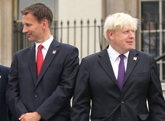 Jeremy Hunt Labels Boris Johnson A 'Coward' For Dodging TV
