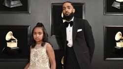 Nipsey Hussle Honored By 10-Year-Old Daughter In Touching