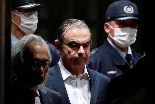 Carlos Ghosn visé par un examen du fisc