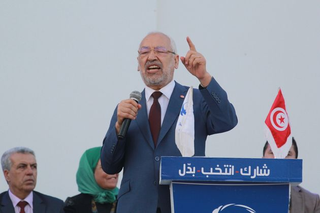 Rached Ghannouchi: