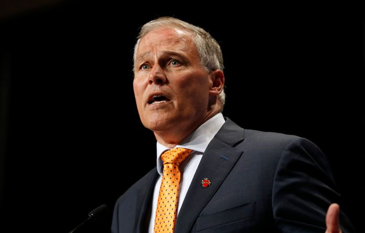 Jay Inslee Declares War On Fossil Fuels With Plan To Make Industry Pay For Climate Change