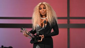 Mary J. Blige's incredible career was honored on Sunday at the 2019 BET Awards