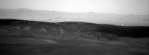 A Glint Of Light And A Hint Of Life: Mars Is Getting Very Interesting Right