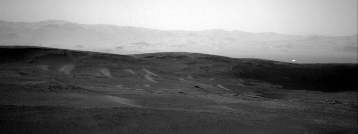 A Glint Of Light And A Hint Of Life: Mars Is Getting Very