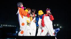 완전체 콘서트로 돌아오는 H.O.T.는 그룹명을 쓸 수