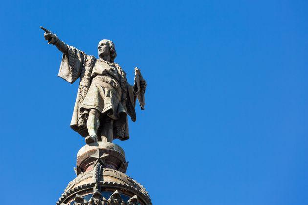 El 'error' sobre Colón de un libro de texto de Estados Unidos que ha despertado la