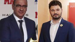 Gabriel Rufián se engancha en Twitter con el director del diario 'Marca':