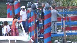 Cene, ville, giri in motoscafo: la vacanza (blindata) degli Obama da Clooney sul Lago di