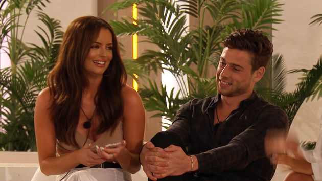 Love Island: Maura's Confrontation With Tom Is The Gift That Keeps On