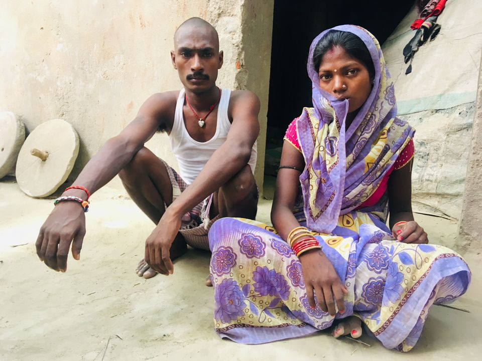 Kabootri Devi and her husband, residents of Jitora Gopalpur village in Bihar, have lost both their daughters...