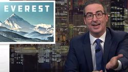 John Oliver Has The Only Sane Way To Summit Everest, And You Can Do It Right