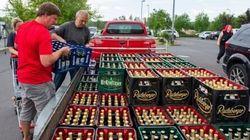 Un village allemand achète tout le stock de bières pour desservir un festival
