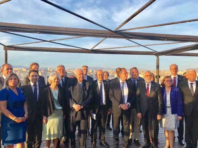 Marseille: Le Maroc prend part au