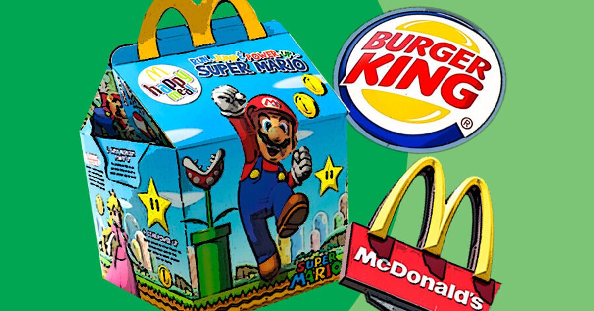 Pint-Sized Plastic Campaigners Want McDonald's And Burger King To Ditch Plastic Toys