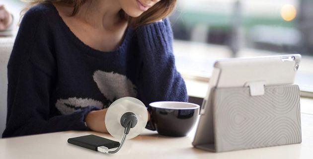5 ventilateurs USB pour survivre à la canicule au