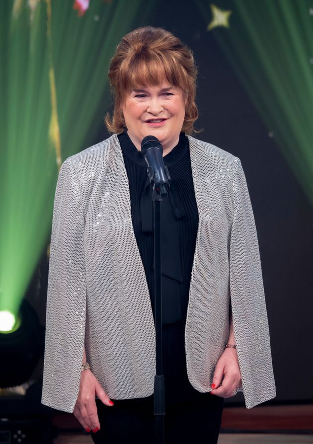 Susan Boyle Shares Her Dream Of Becoming A Foster Parent 'When Things Quieten