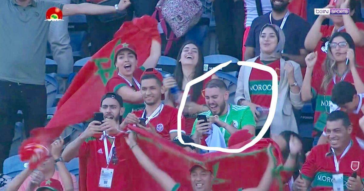 Les supporters marocains et algériens plus soudés que jamais pour la CAN 2019